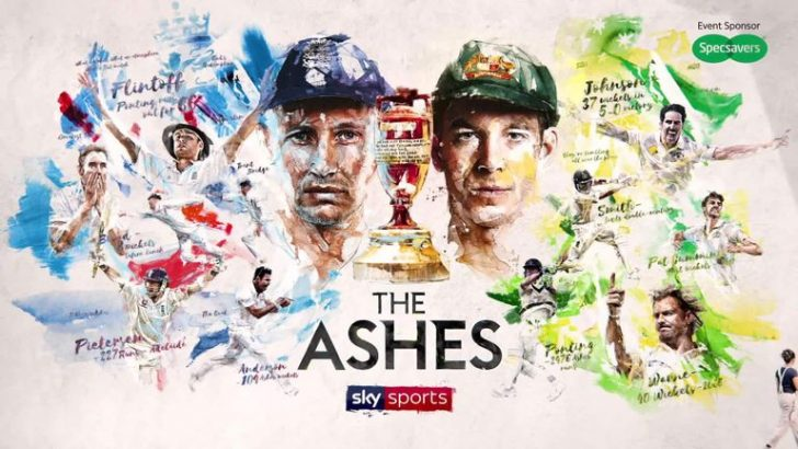The Ashes 2019 – Fourth Test – Live TV Coverage on Sky Sports, Highlights on Channel 5