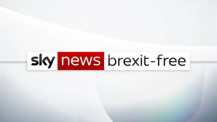 Sky News to launch Brexit-Free news channel