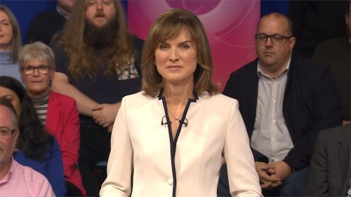 General Election 2019 - BBC Question Time - Leaders (1)