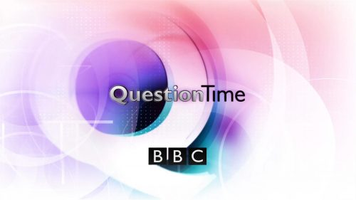 General Election 2019 - BBC Question Time - Leaders (102)