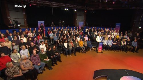 General Election 2019 - BBC Question Time - Leaders (11)