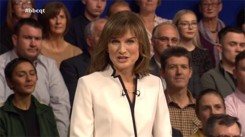 General Election 2019 - BBC Question Time - Leaders (12)