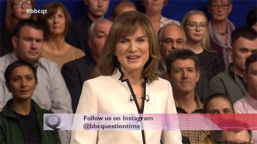 General Election 2019 - BBC Question Time - Leaders (13)