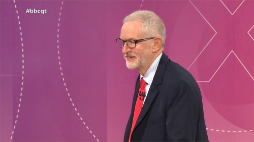 General Election 2019 - BBC Question Time - Leaders (17)