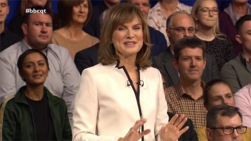 General Election 2019 - BBC Question Time - Leaders (19)
