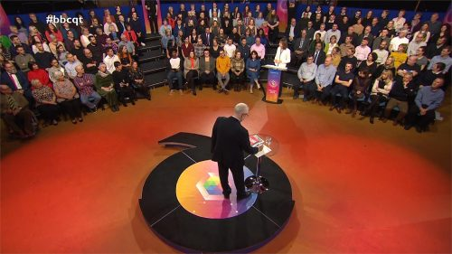 General Election 2019 - BBC Question Time - Leaders (21)