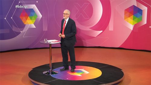 General Election 2019 - BBC Question Time - Leaders (22)