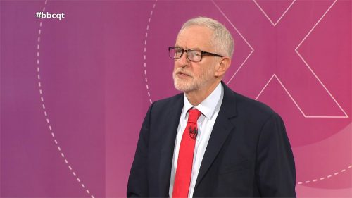 General Election 2019 - BBC Question Time - Leaders (23)