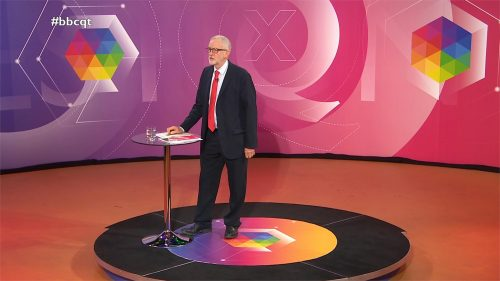 General Election 2019 - BBC Question Time - Leaders (24)