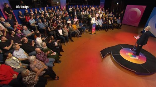 General Election 2019 - BBC Question Time - Leaders (26)