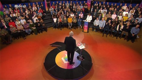 General Election 2019 - BBC Question Time - Leaders (27)