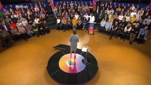 General Election 2019 - BBC Question Time - Leaders (40)