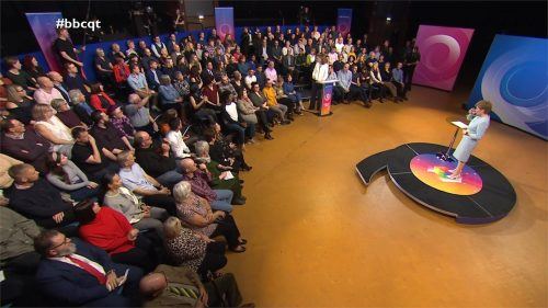 General Election 2019 - BBC Question Time - Leaders (44)