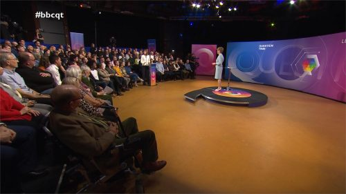 General Election 2019 - BBC Question Time - Leaders (46)