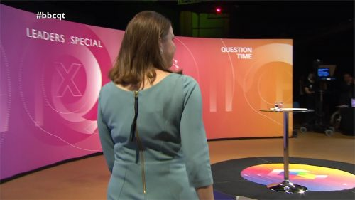 General Election 2019 - BBC Question Time - Leaders (49)