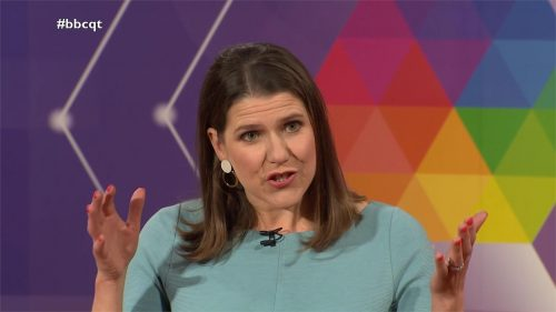 General Election 2019 - BBC Question Time - Leaders (53)