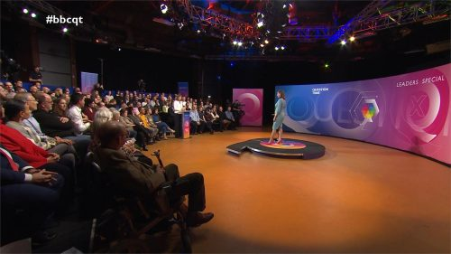General Election 2019 - BBC Question Time - Leaders (68)