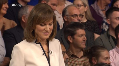 General Election 2019 - BBC Question Time - Leaders (70)