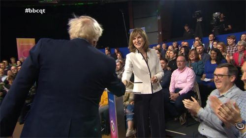 General Election 2019 - BBC Question Time - Leaders (71)