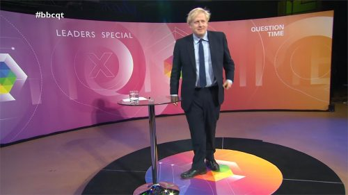 General Election 2019 - BBC Question Time - Leaders (72)