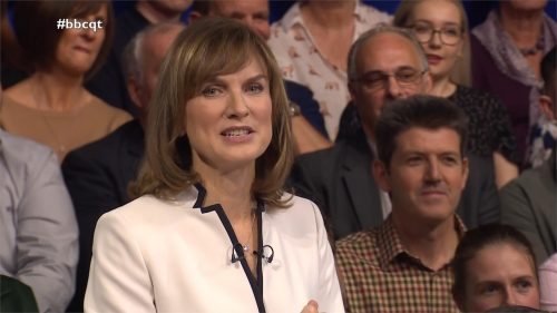 General Election 2019 - BBC Question Time - Leaders (73)