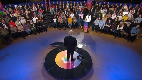 General Election 2019 - BBC Question Time - Leaders (75)