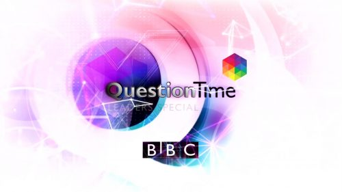 General Election 2019 - BBC Question Time - Leaders (8)