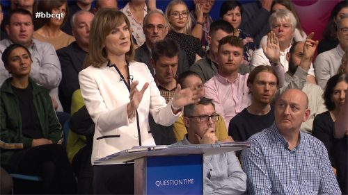 General Election 2019 - BBC Question Time - Leaders (84)