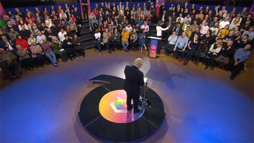 General Election 2019 - BBC Question Time - Leaders (86)