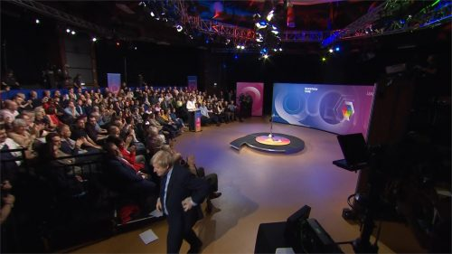 General Election 2019 - BBC Question Time - Leaders (90)