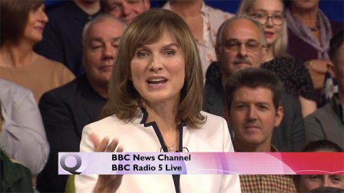 General Election 2019 - BBC Question Time - Leaders (92)
