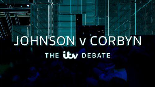 General Election 2019 - The ITV Debate - Johnson v Corbyn - Presentation (7)