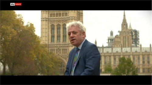 The Brexit Election - John Bercow - Sky News Promo 2019 11-21 19-53-23