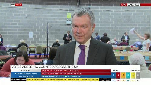 General Election 2019 - Sky News Presentataion (120)