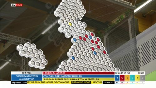 General Election 2019 - Sky News Presentataion (145)