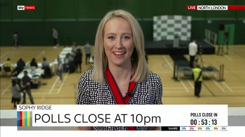 General Election 2019 - Sky News Presentataion (25)