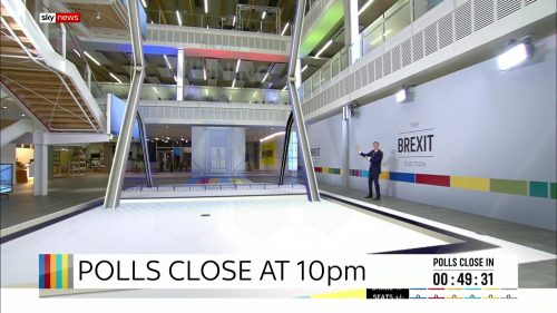 General Election 2019 - Sky News Presentataion (29)