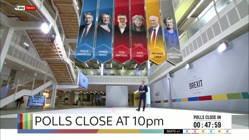 General Election 2019 - Sky News Presentataion (32)