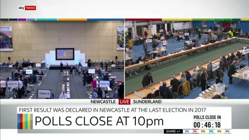 General Election 2019 - Sky News Presentataion (34)
