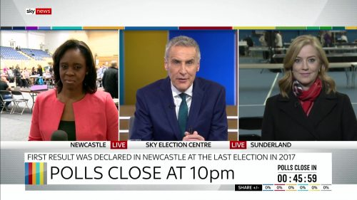 General Election 2019 - Sky News Presentataion (35)