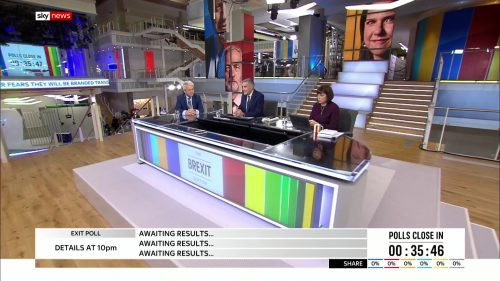 General Election 2019 - Sky News Presentataion (36)