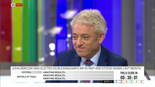 General Election 2019 - Sky News Presentataion (37)
