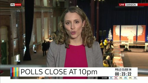 General Election 2019 - Sky News Presentataion (41)