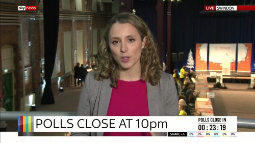 General Election 2019 - Sky News Presentataion (42)