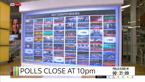 General Election 2019 - Sky News Presentataion (44)