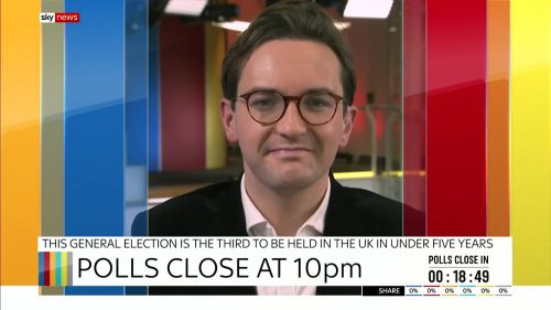 General Election 2019 - Sky News Presentataion (45)