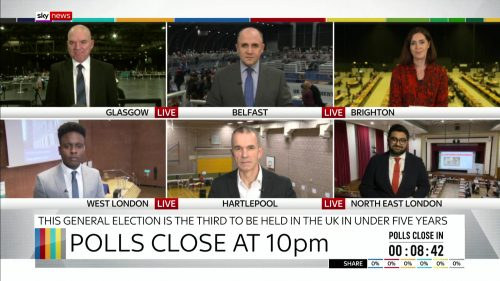General Election 2019 - Sky News Presentataion (50)