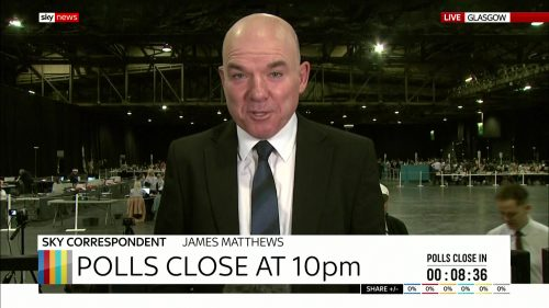 General Election 2019 - Sky News Presentataion (51)