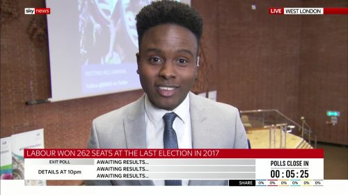 General Election 2019 - Sky News Presentataion (55)