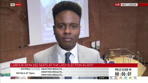 General Election 2019 - Sky News Presentataion (56)